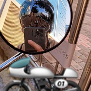 バイクでお出かけの途中で✧‧˚ Donghae IG story~☆