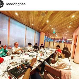 SJ TIME✧‧˚ Donghae IG~☆