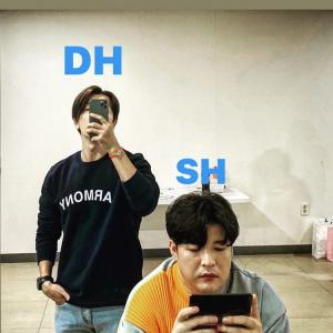 DH & SH✧‧˚ Donghae IG story~☆