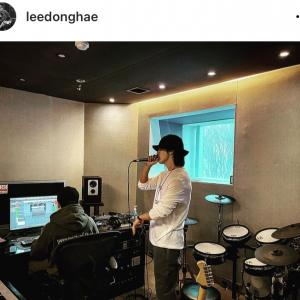 DH Live concert!? Donghae IG ~☆