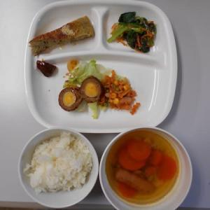 9月17日今日の昼食