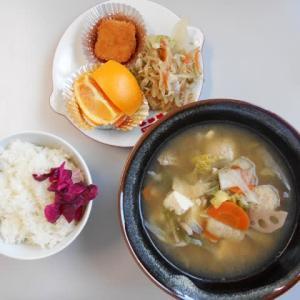 9月24日今日の昼食