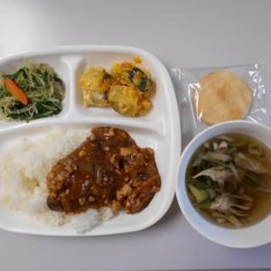 9月26日今日の昼食