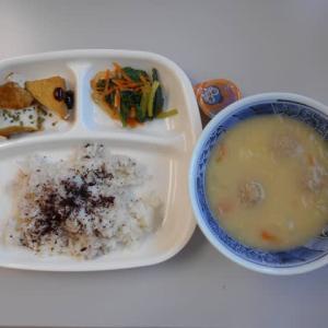 10月10日今日の昼食