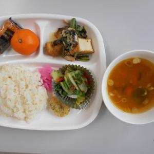12月5日今日の昼食