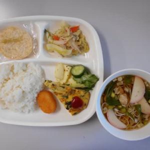 1月21日今日の昼食