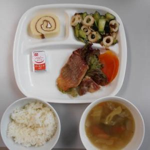 8月20日今日の昼食