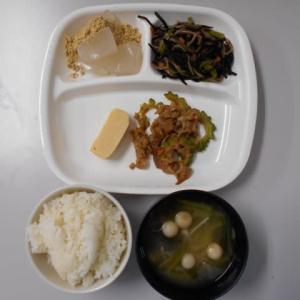8月22日今日の昼食