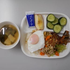 8月23日今日の昼食