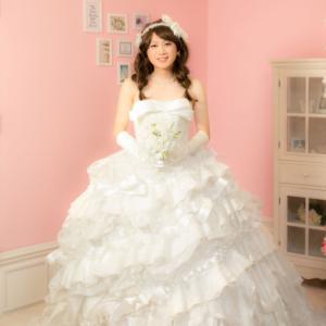 女装変身フォトスタジオ♡ドレス姿はみんなの憧れ❣️