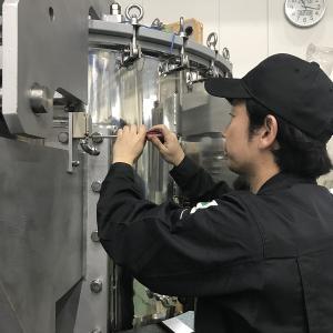 大阪本社で機械組み立て工を募集中です。