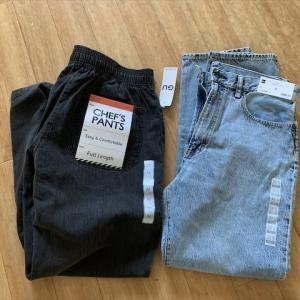 何故か半ケツ出しのジーンズばかり持ってる。通報されないか?