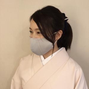正絹マスク続報