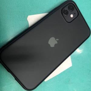マットな質感がおすすめ!Humixx iPhone 11 ケース