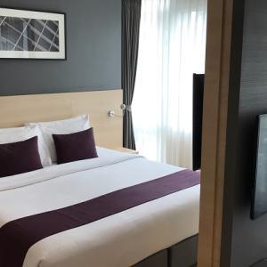 ホテルレビュー 「アライズホテル スクンビット」バンコク