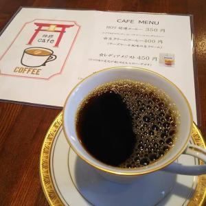 神様カフェと11月の神様アート