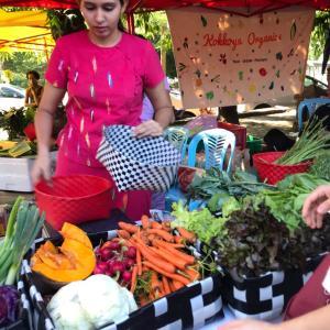 Yangon Farmers Market 〜ヤンゴン・ファーマーズ・マーケット