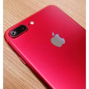 iPhoneのカメラが割れた日
