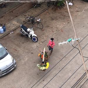逞しいなミャンマーの人達
