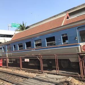 ドンムアン空港から鉄道でアユタヤへ【タイ旅行】