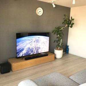 65型の大型テレビ購入 |やはりテレビは大きい方がいい!