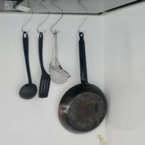 【web内覧会】入居後のキッチン【マンション】