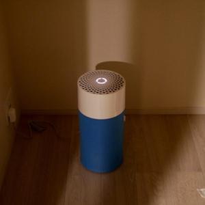 寝室の空気清浄機はブルーエアのブルーピュア411を購入!