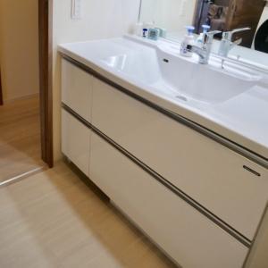 洗面所周りのオプションは付けてよかった?【マンションオプションレビュー】