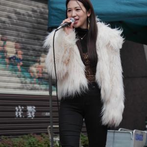 【1月18日】山口紗矢佳ちゃんいさご通り街角ミュージック