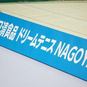 2018年ドリームテニスNAGOYA|初めてのプロテニスプレーヤーを生観戦