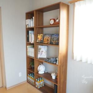 StayHomeで整える|寝室の本棚をご紹介