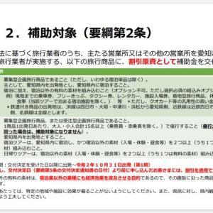 【LOVEあいちキャンペーン】愛知県民限定!旅行クーポンの詳細・注意点・今やるべきこと