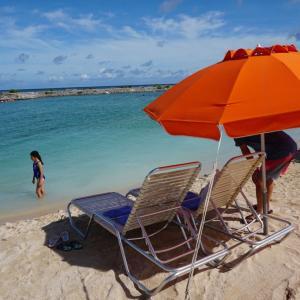 子連れ旅におすすめ!シェラトン沖縄のビーチ&プール