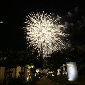 シェラトン沖縄!縁日&花火&プロジェクションマッピングetc子どもが喜ぶイベント盛りだくさん