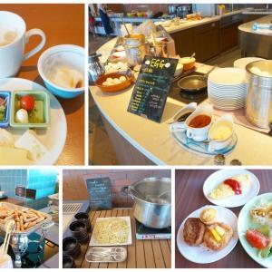 沖縄料理も充実の朝食ビュッフェ@シェラトン沖縄 ダイニングルーム センスの感染対策も紹介!