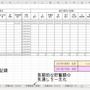 【貯金簿のススメ】忙しい毎日でも6年継続できて貯まる体質に!
