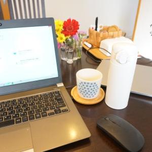 在宅勤務にも出勤時にも活躍!食洗機対応のサーモスおすすめ水筒JOK-350