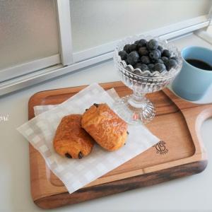 コストコ戦利品でプチ贅沢な朝ごはん