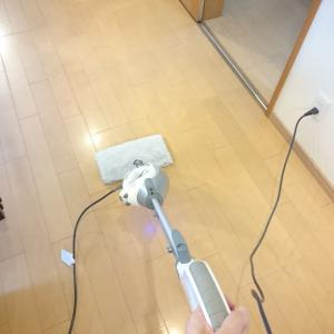 GW大掃除 劇的に楽な床掃除でキレイさっぱり!