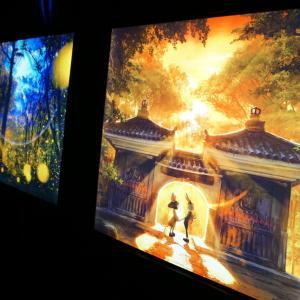 チックタック光る絵本と光る満願寺展での嬉しかったこと