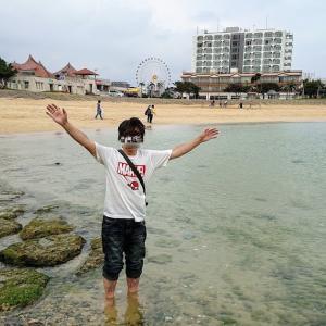 冬の沖縄旅行、レンタカーなしで再び~首里城の今②