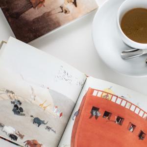 イラストが美しい大人のための絵本 / リスベート・ツヴェルガー