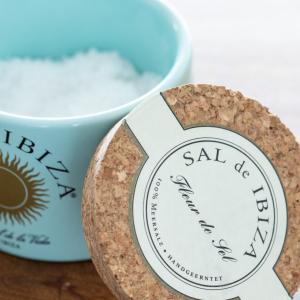 美味しい食事と健やかな体のために / イビザの塩