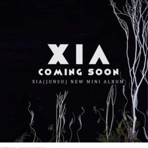 XIA  COMING  SOON❣️