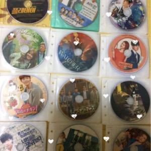 DVDの断捨離