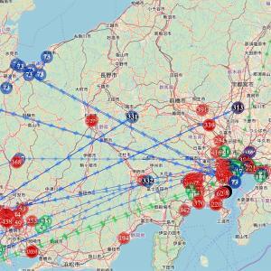 自分の居住地と移動先は安全?新型コロナウイルス感染情報はマップで確認!
