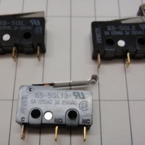 リミットスイッチ SS-5GL/-5GL13/-5GL2