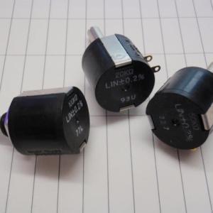 M22E10 高抵抗 - 10回転ポテンションメーター