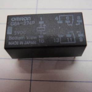 G6A274P DC5V