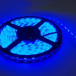 IP67 5050 60LED/m LEDテープ BLUE(青色)